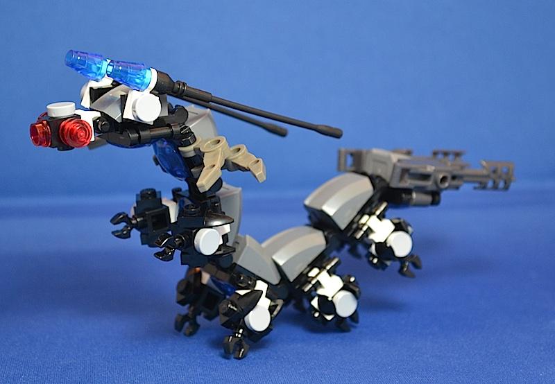 The Centipede, Titan Class Attack Mech Centip10