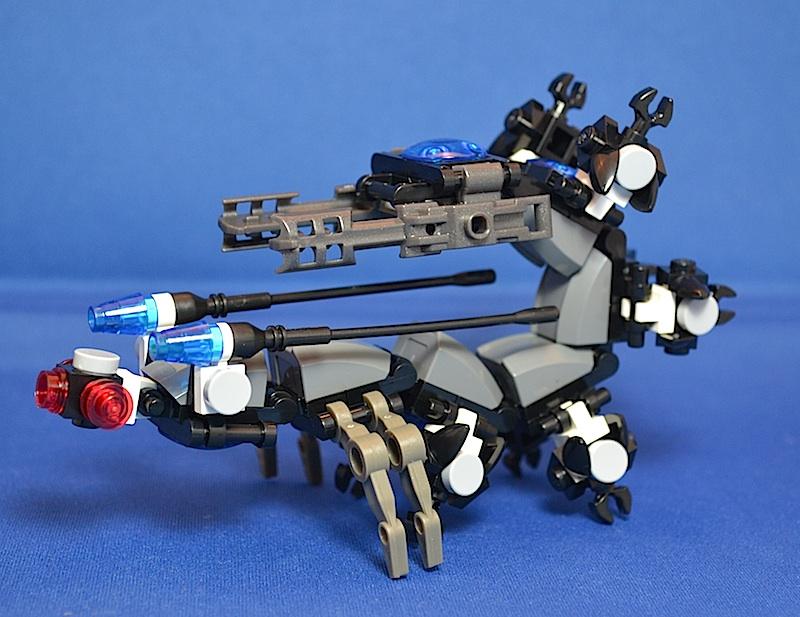 The Centipede, Titan Class Attack Mech Centip11