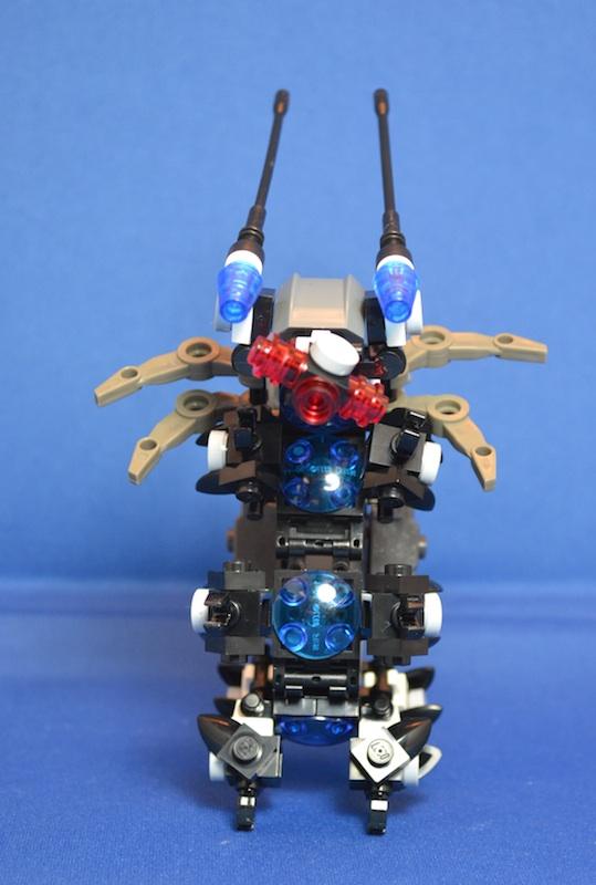 The Centipede, Titan Class Attack Mech Centip12