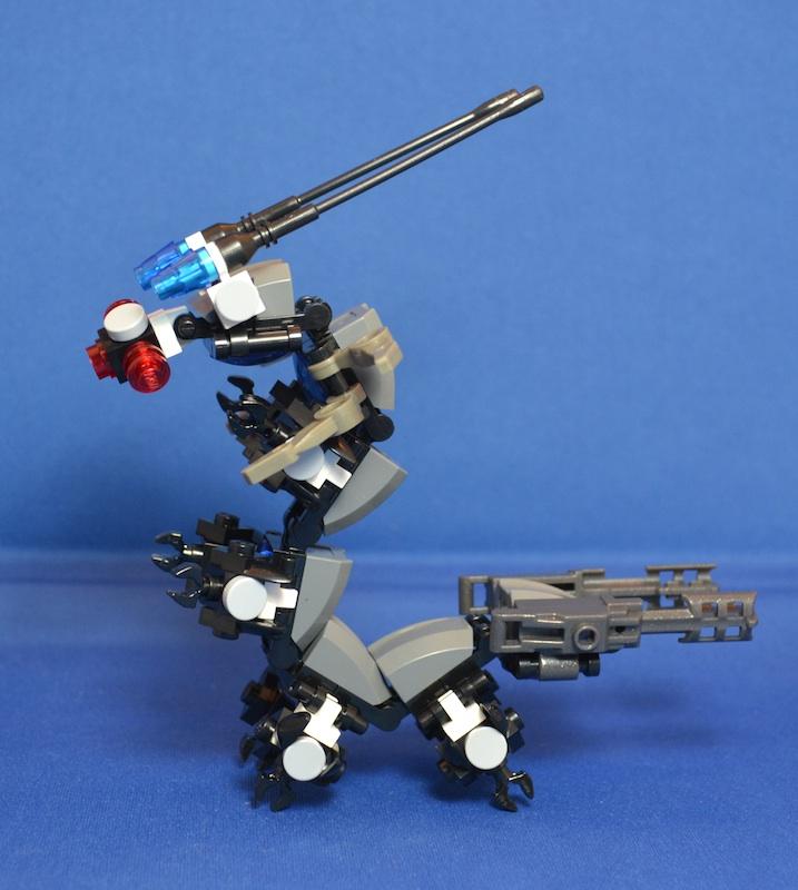 The Centipede, Titan Class Attack Mech Centip13