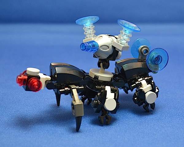 The Centipede, Titan Class Attack Mech Lasbug10