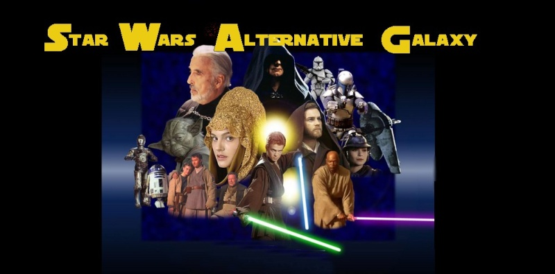 Star Wars Alternative Galaxy Wars8611