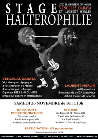 Crosswarriors Marne la Vallée Stage-14
