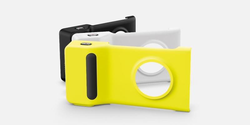 [ACCESSOIRE] Grip Caméra  pour le Nokia Lumia 1020 Camera10