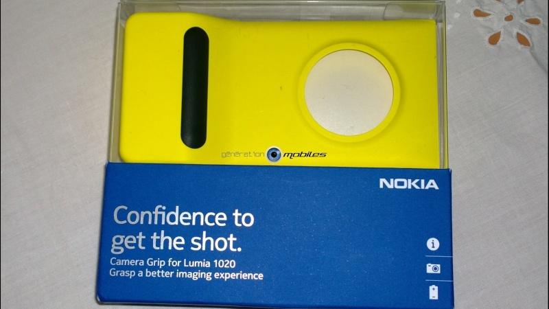 [ACCESSOIRE] Grip Caméra  pour le Nokia Lumia 1020 Grip_p12