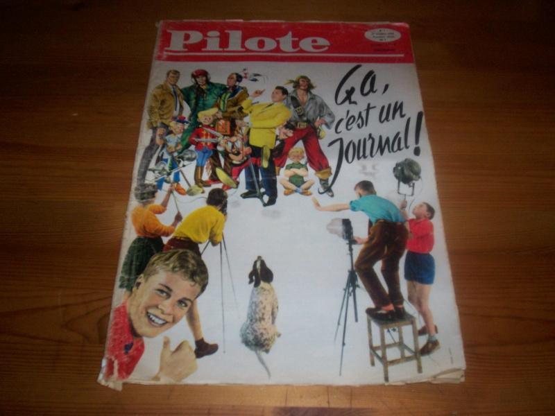 Pilote - Le journal d'Astérix et d'Obélix 100_6994