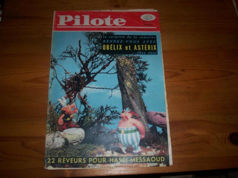 Pilote - Le journal d'Astérix et d'Obélix Latex10