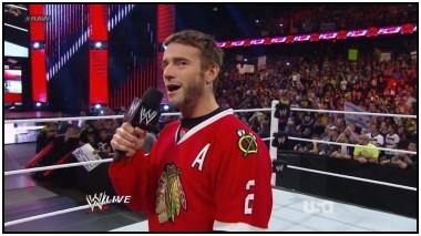 PWA - Insanity #25 - CM Punk vs. Adam Cole Punk0110