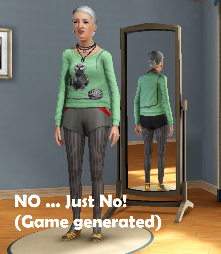 Sims Who Dressed in the Dark - Post Your Pics Here [2013-2015] - Page 9 Scree119
