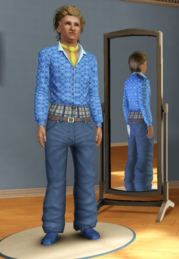 Sims Who Dressed in the Dark - Post Your Pics Here [2013-2015] - Page 11 Scree157