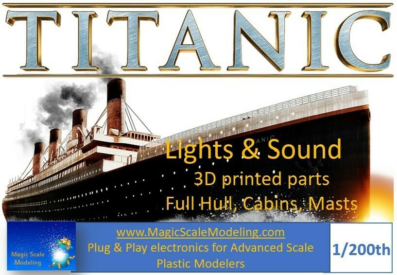 Titanic au 1/200 Trumpeter - Page 11 17499810