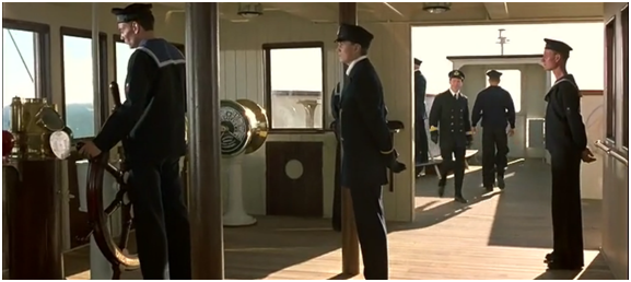 Montage Titanic Trumpeter 1/200 - Page 6 Passer10