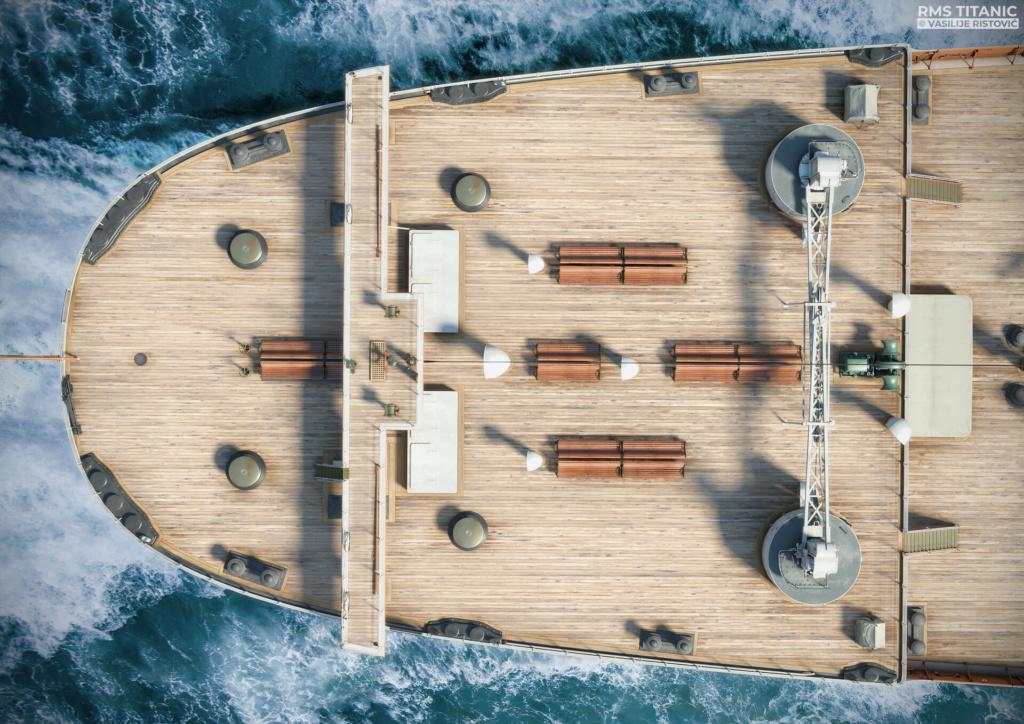 Montage Titanic Trumpeter 1/200 - Page 10 Vasili15