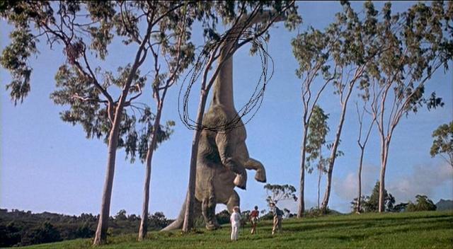brachiosaure Jurassic Park 1/19  - Page 2 Arbre210