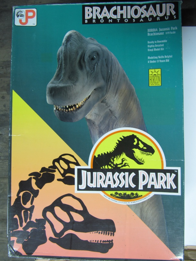brachiosaure Jurassic Park 1/19  Img_0110