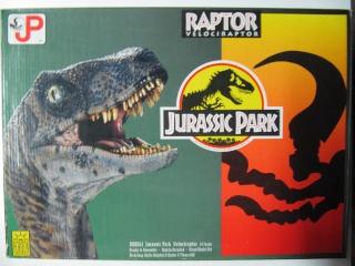 Vélociraptor Jurassic Park. Img_0111