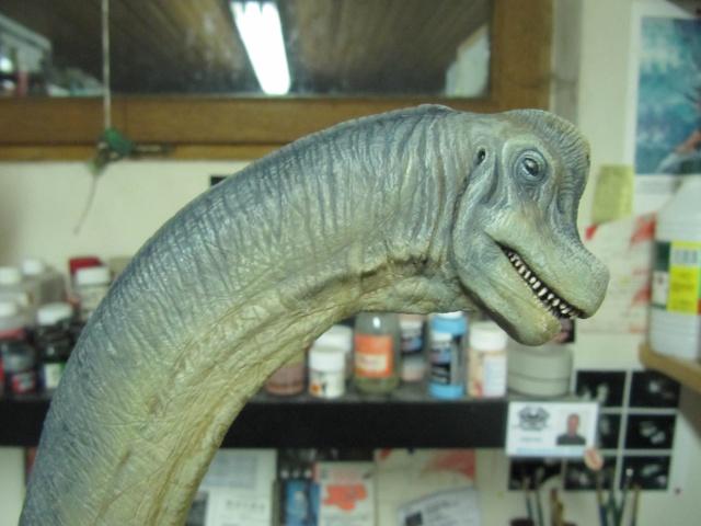 brachiosaure Jurassic Park 1/19  Img_2423