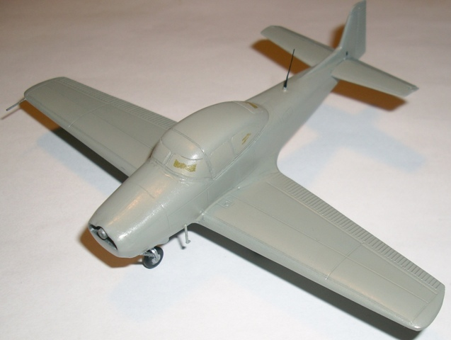 NA L-17A Navion Peintu10