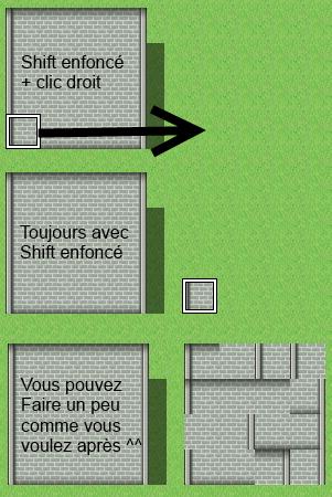 Mapping avancé (Le principe de la touche shift et du clic droit) Mur10