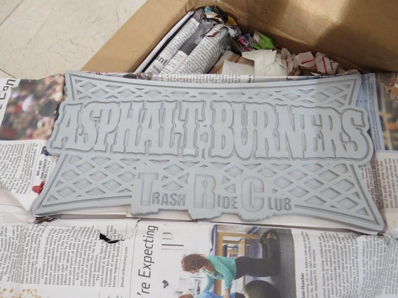 Asphalt Burners TRC - les plaques du club Mini-i10