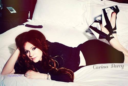 {Character Profile} - Carina Percy (WIP!) Carina12