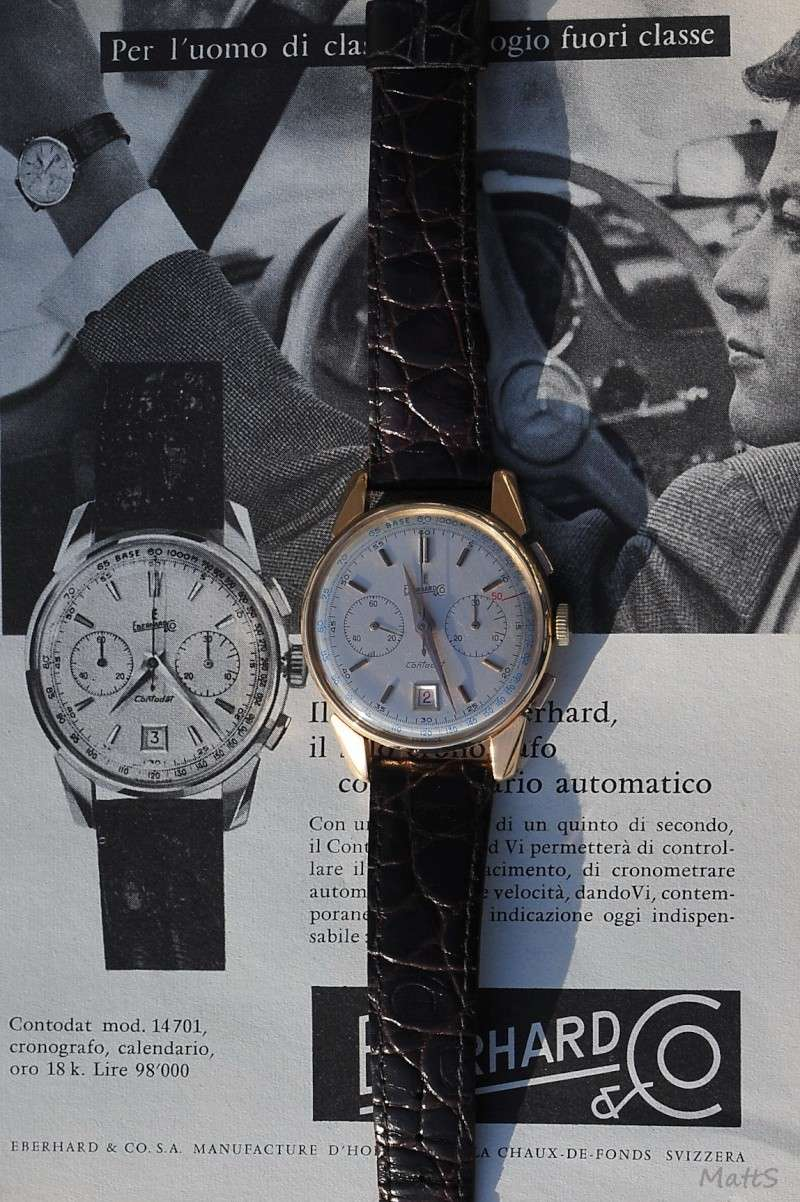 Publicités horlogères Contop11