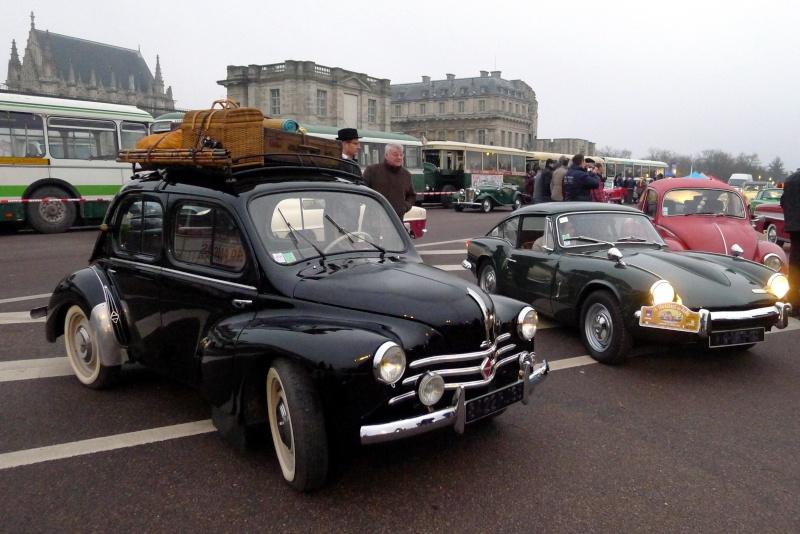 Traversée de Paris en voiture de collection et montres vintage P1150918
