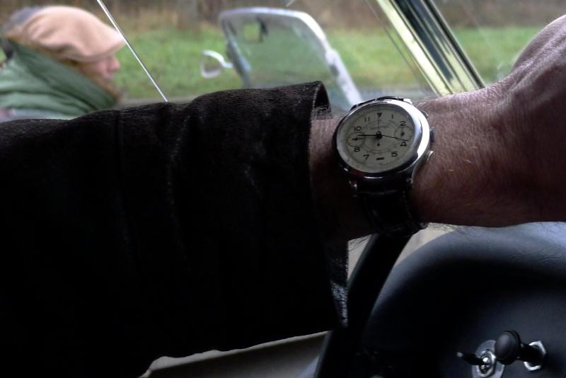 Traversée de Paris en voiture de collection et montres vintage P1150924