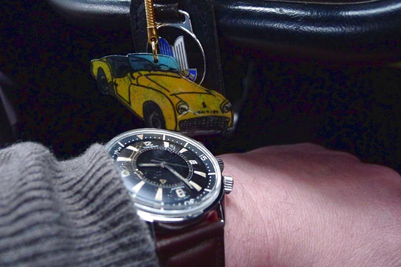 Traversée de Paris en voiture de collection et montres vintage P1150925
