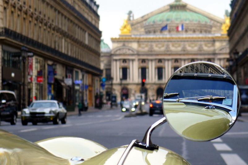 Traversée de Paris en voiture de collection et montres vintage P1160011
