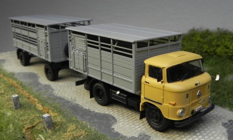 W50 Viehtransporter Forum313