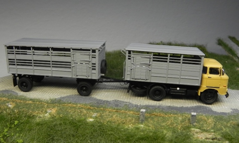 W50 Viehtransporter Forum413
