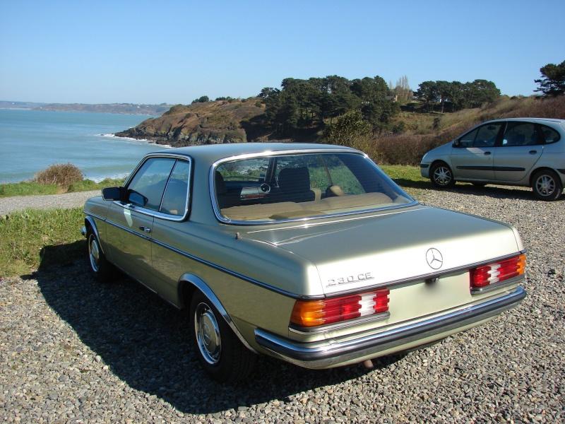 Je vends mon coupé gris ! 230ce11