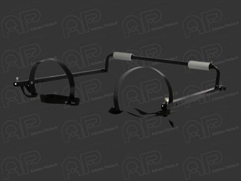 Armature float tube pour moteur électrique - Arma float Arma-f11