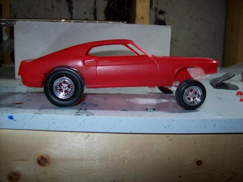 Mustang 1969 Mustan11