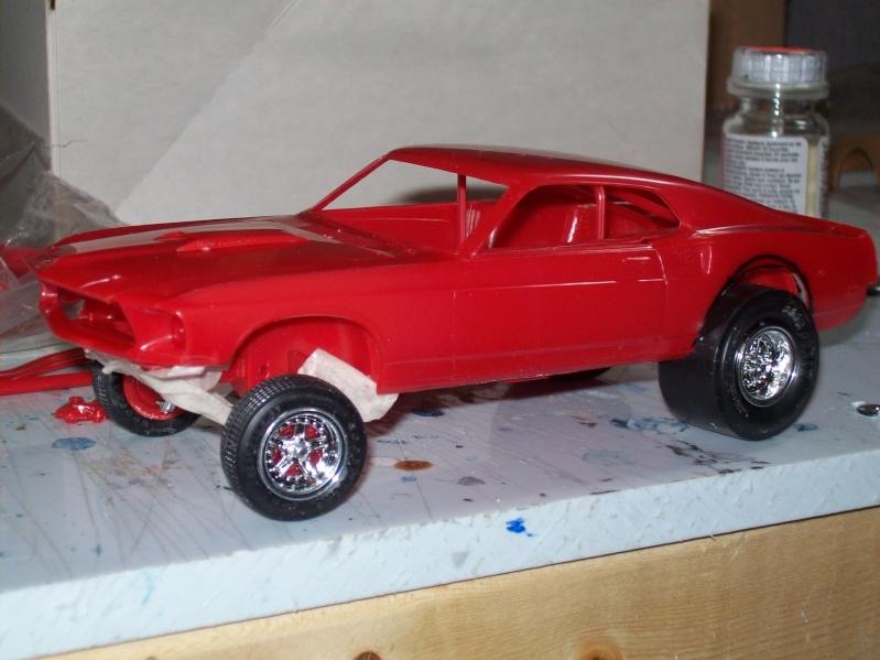 Mustang 1969 Mustan14