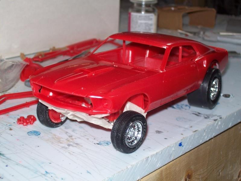 Mustang 1969 Mustan15