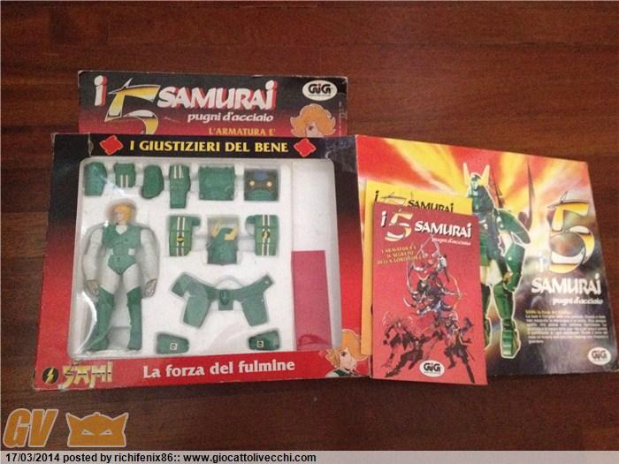 Sami - 5 Samurai Image10