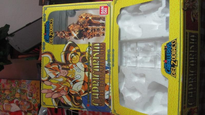 Cavalieri dello zodiaco - Solo scatola capricorn Bandai Spain Scatol12