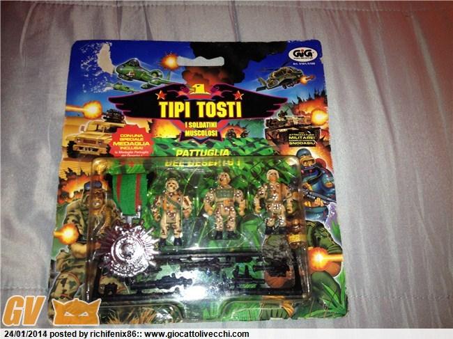 Tipi Tosti in blister Tipi_t12