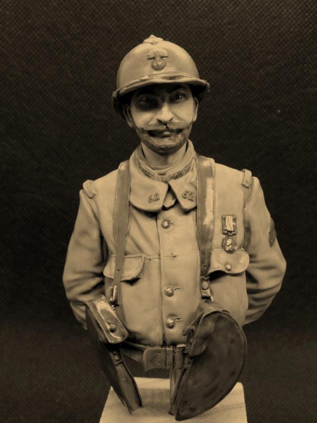 Soldat Français 62ème régiment d'Infanterie 1916 Dscn4920