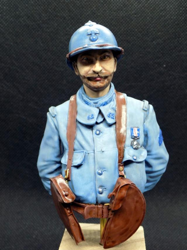 Soldat Français 62ème régiment d'Infanterie 1916 Dscn4921