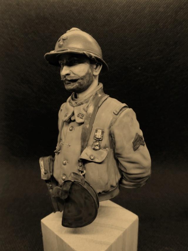 Soldat Français 62ème régiment d'Infanterie 1916 Dscn4924