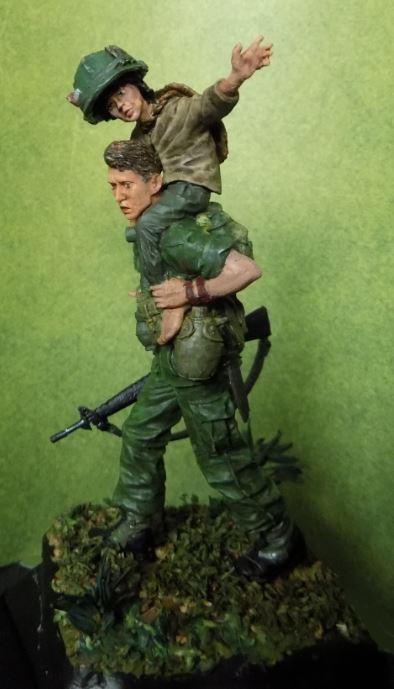 Vietnam Platoon...rescue Platoo10