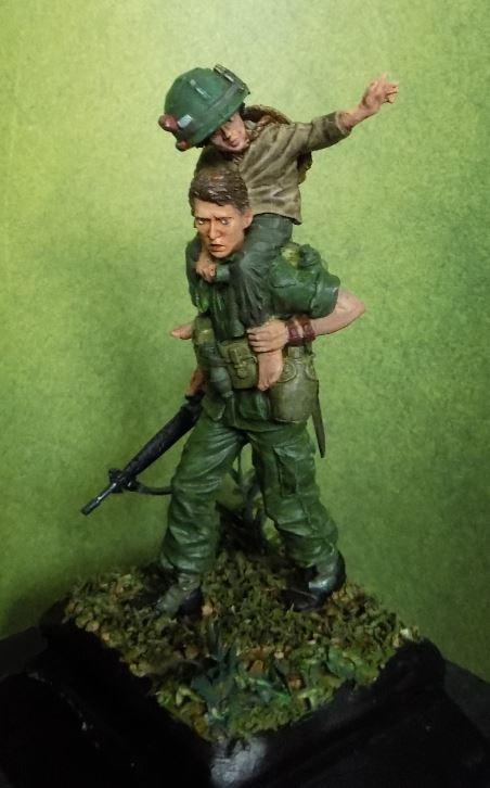 Vietnam Platoon...rescue Platoo12