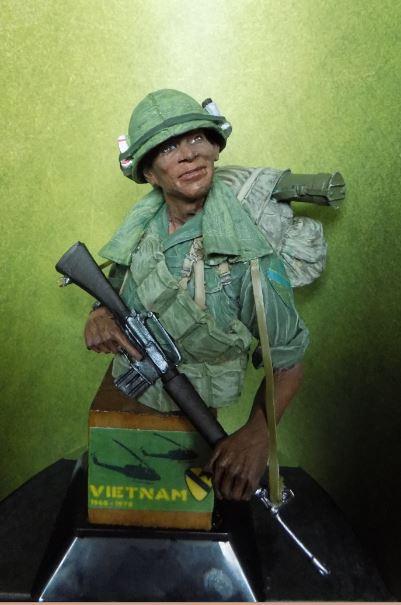 VIETNAM US Cavalry soldier Vietbu11
