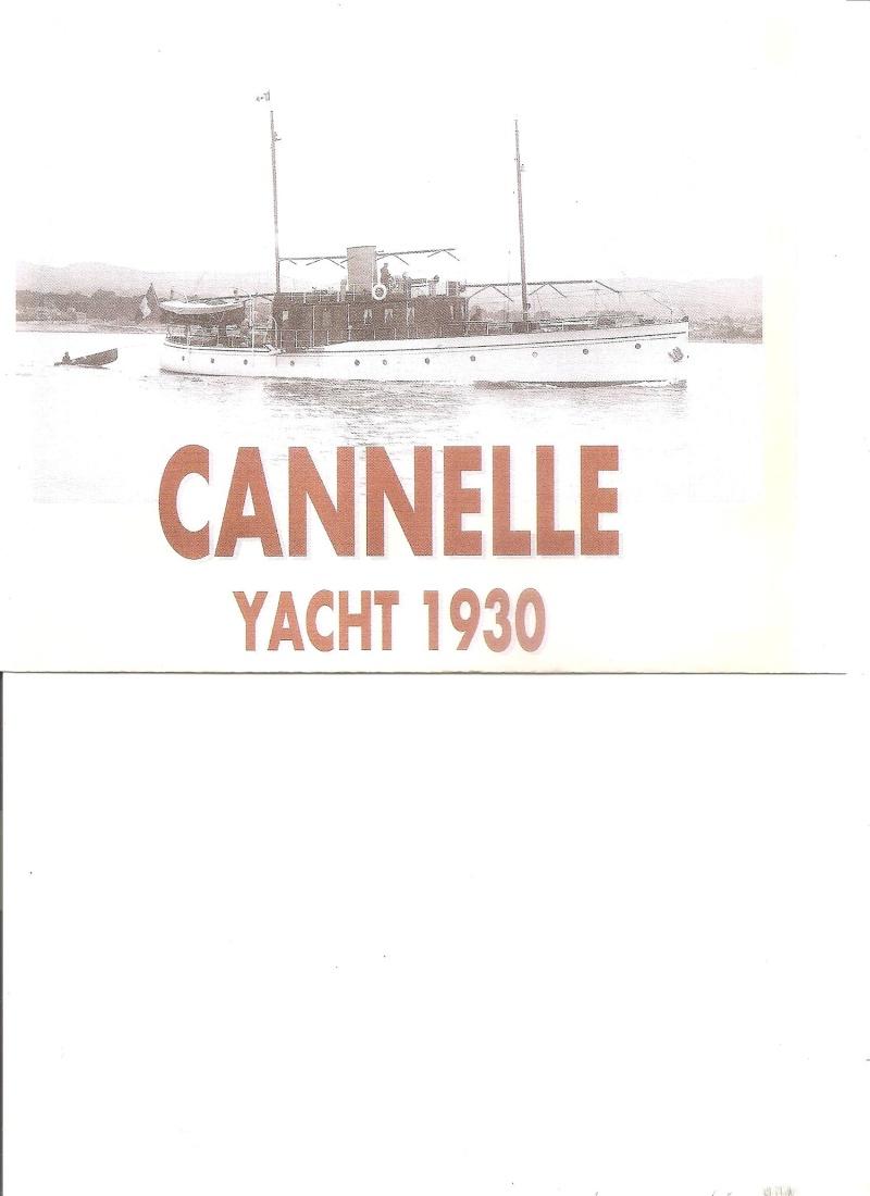 Yacht Cannelle 1930 (scratch) par Amiral13 00114