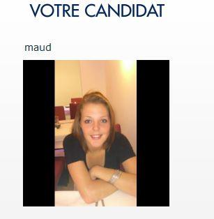 un petit vote pour ma fille Maud10