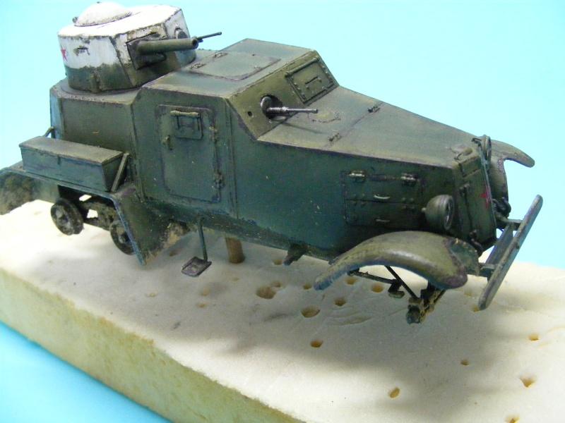 izhorsky BA-1 1/35 EASTERN EXPRESS  ( 06213