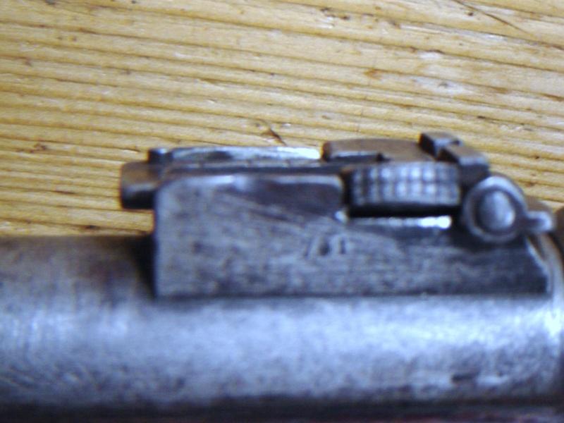 Karabiner 1888 ERFURT 1893 Dsc00716